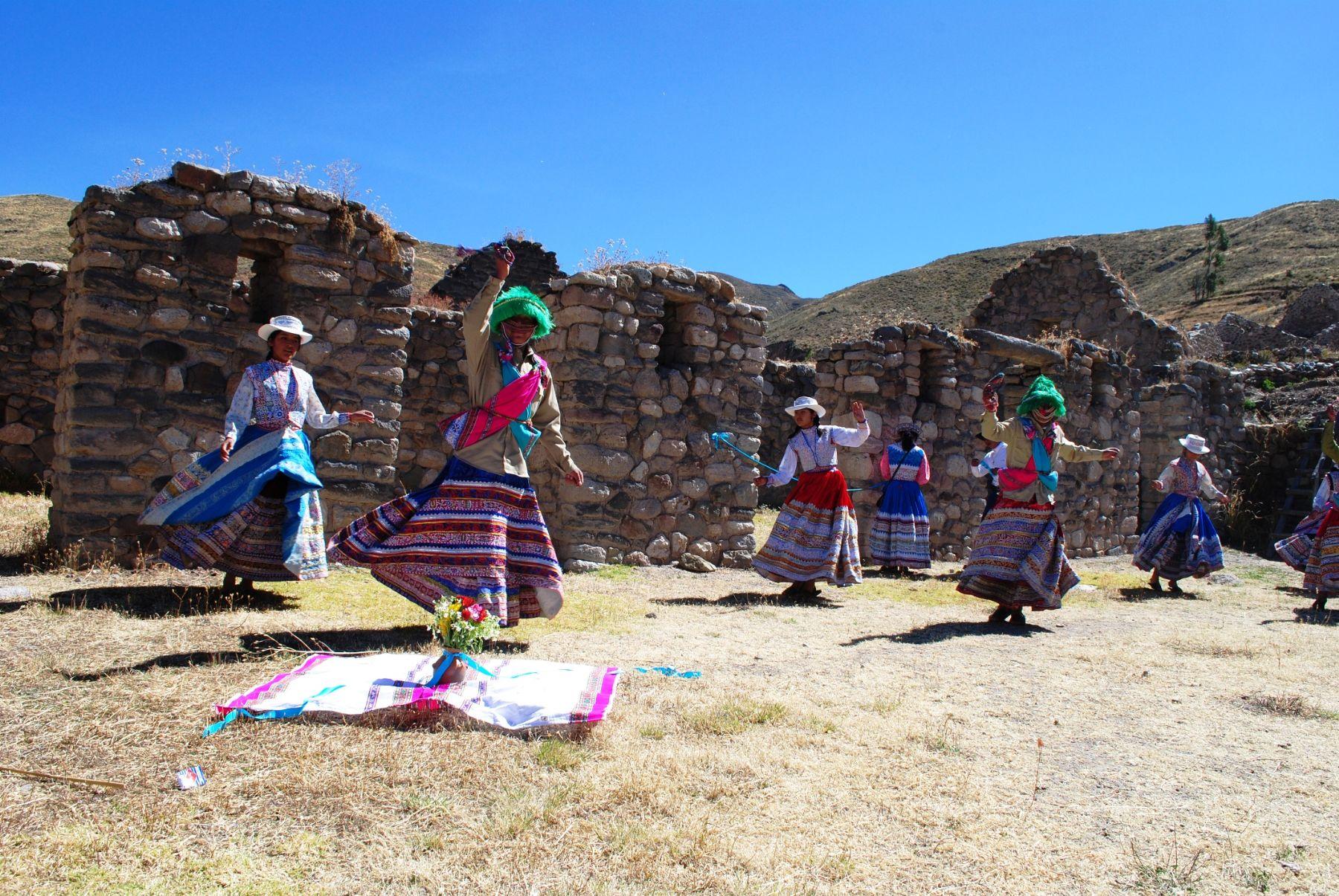Los trabajos de restauración y puesta en valor del complejo arqueológico Uyo Uyo, en el valle del Colca, Arequipa, demandaron tres años.