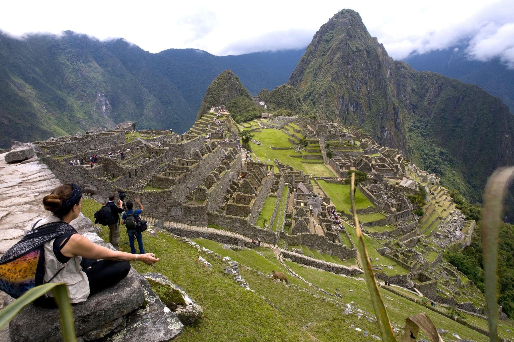 Machu Picchu.Foto: ANDINA/Archivo