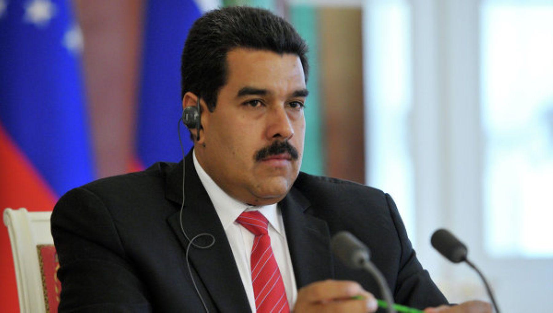 Presidente de Venezuela, Nicolás Maduro. INTERNET/Medios