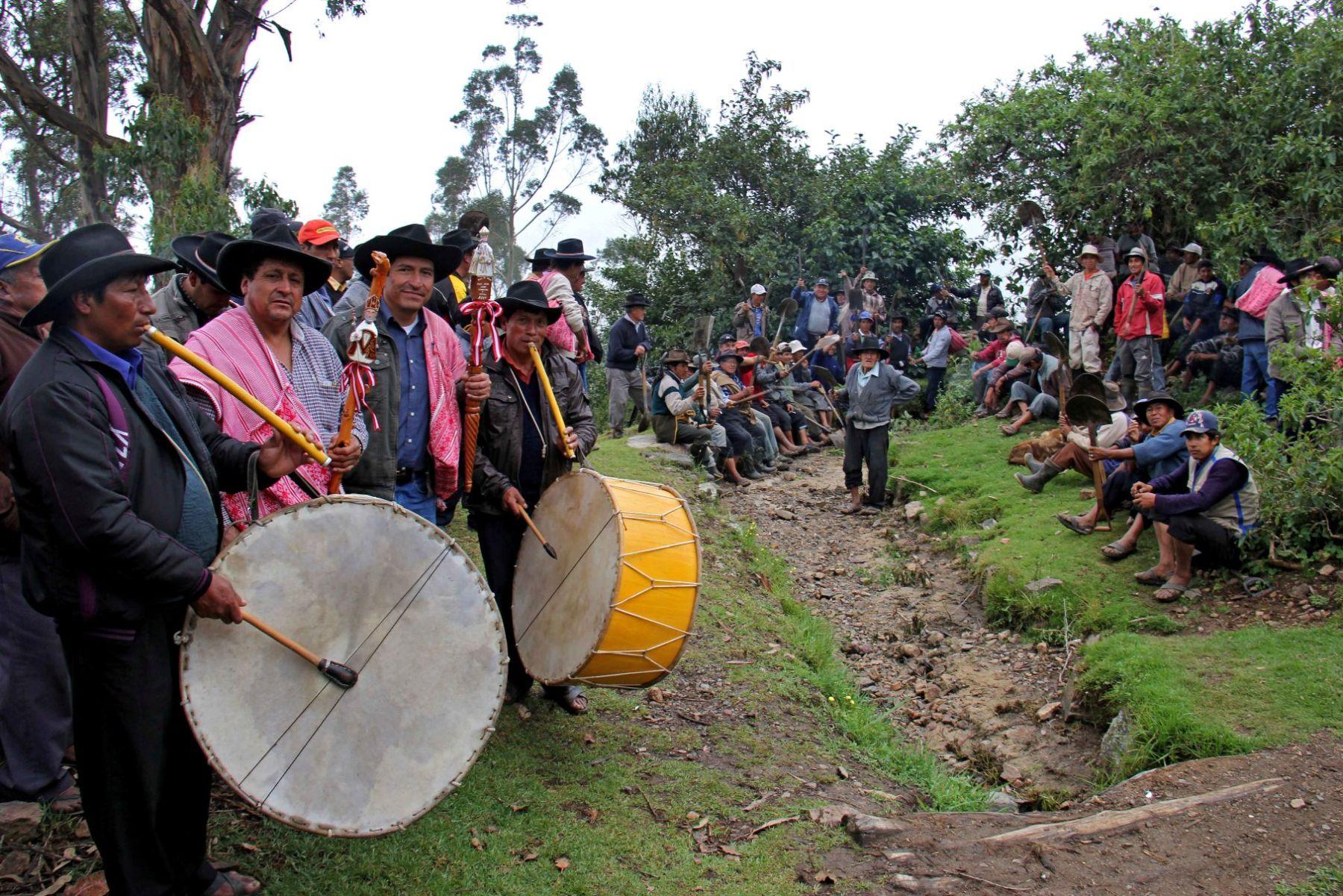 Sistema de Jueces de Aguas de Corongo fue declarado Patrimonio Cultural de la Humanidad.