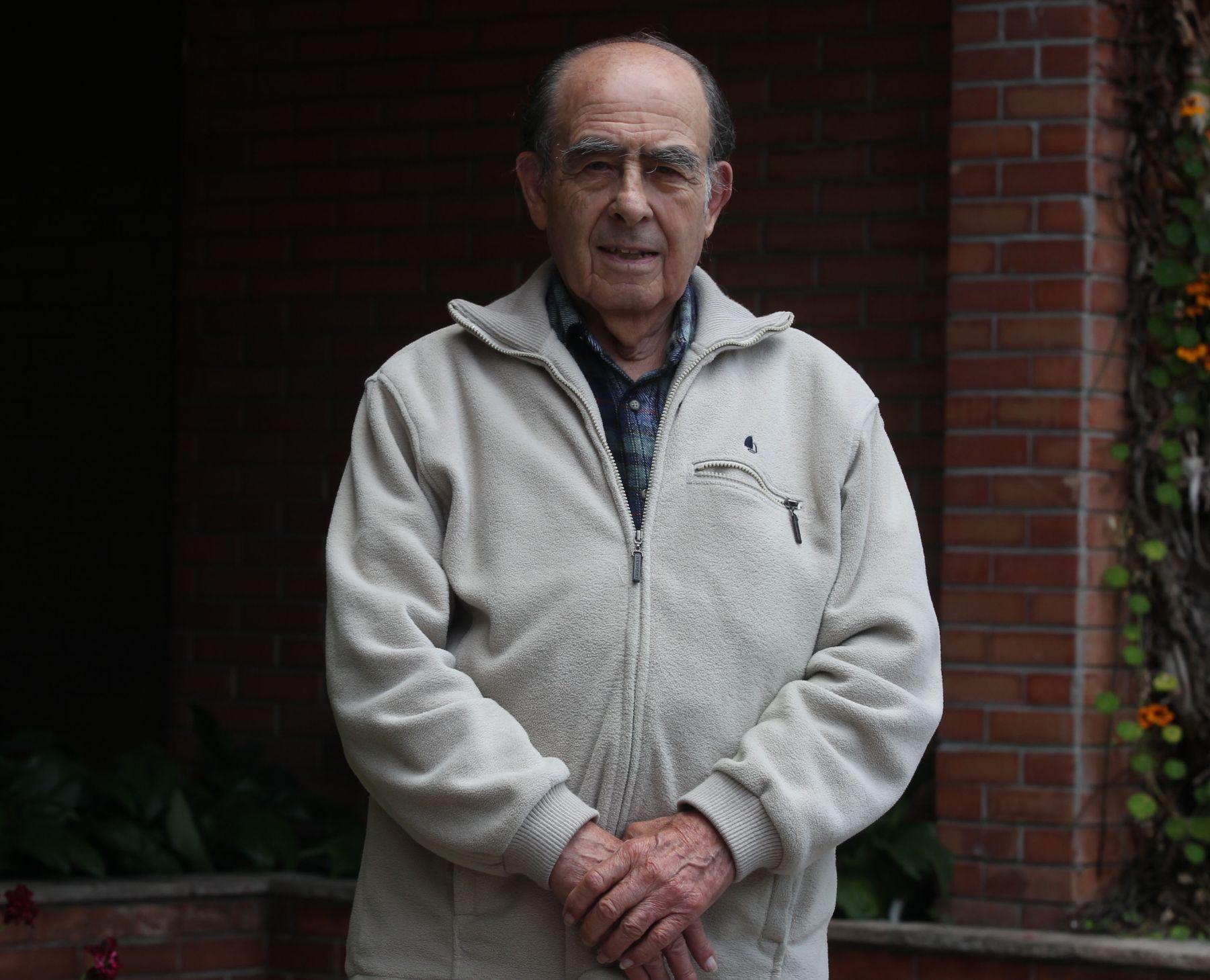 Embajador Hugo de Zela. ANDINA/Vidal Tarqui