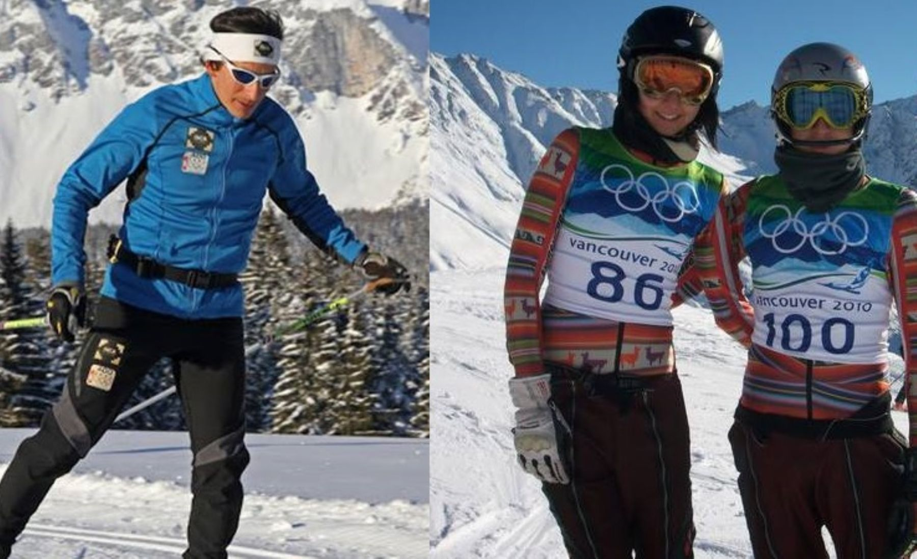 Three Peruvian athletes will compete at the upcoming Sochi Games.