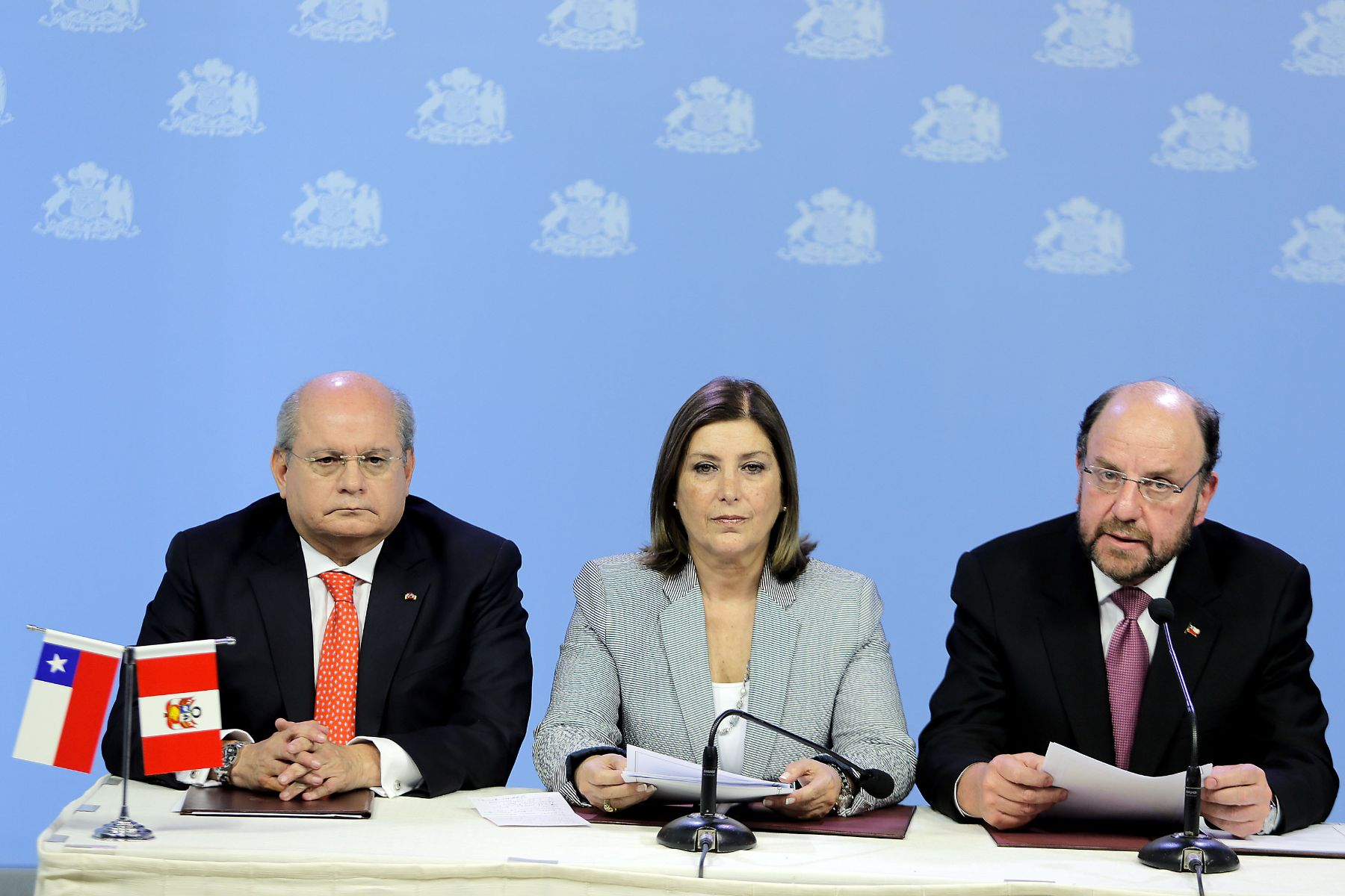 Peru, Chile likely to fix maritime coordinates by late March