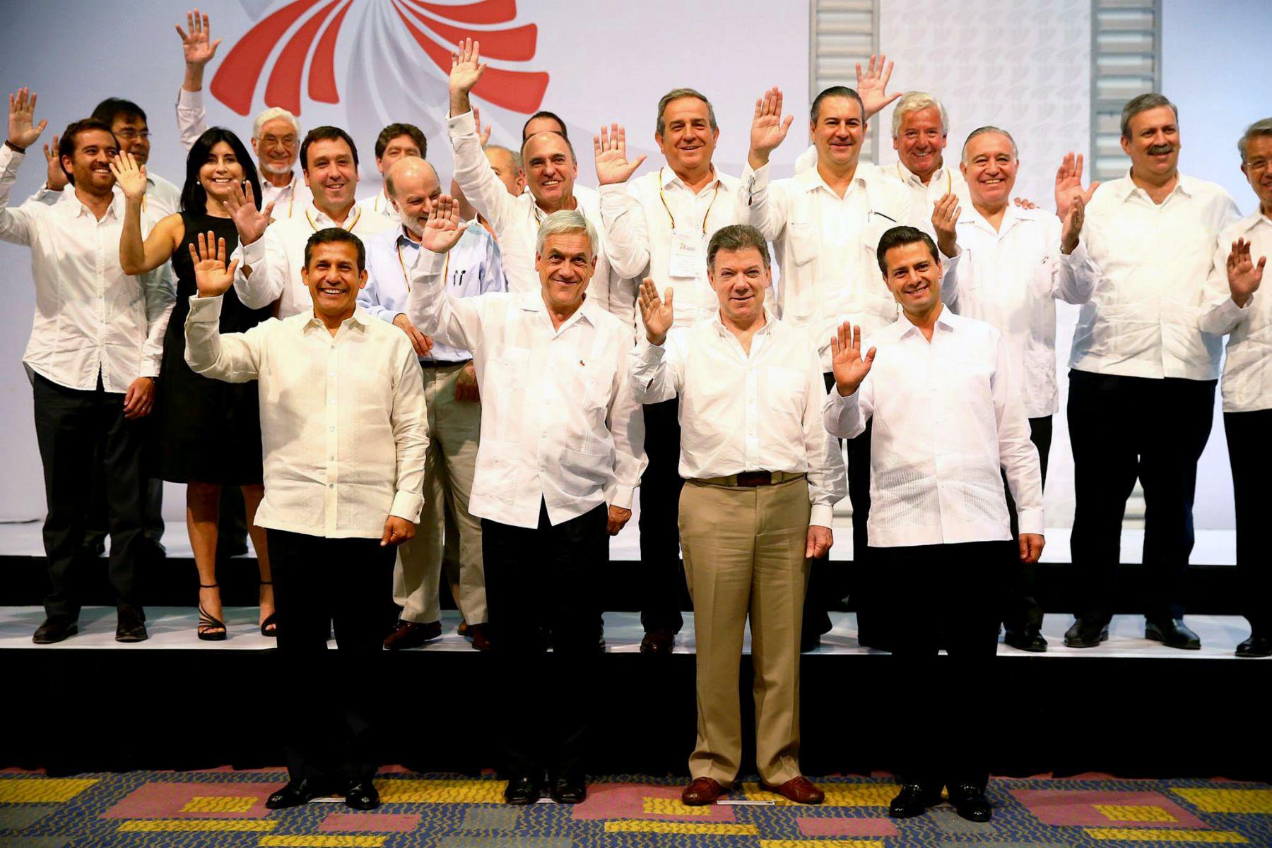 VIII Cumbre de Alianza del Pacífico, ANDINA/Prensa Presidencia
