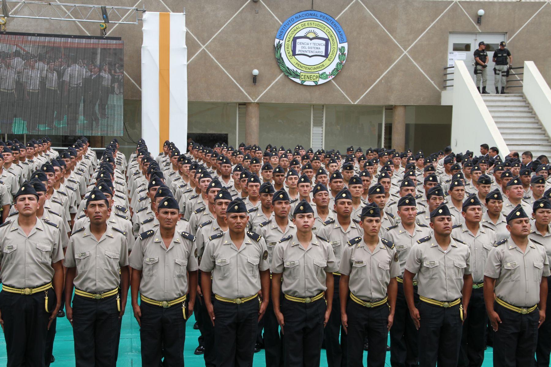 INPE convoca a curso de formación en seguridad penitenciaria 2014 ...