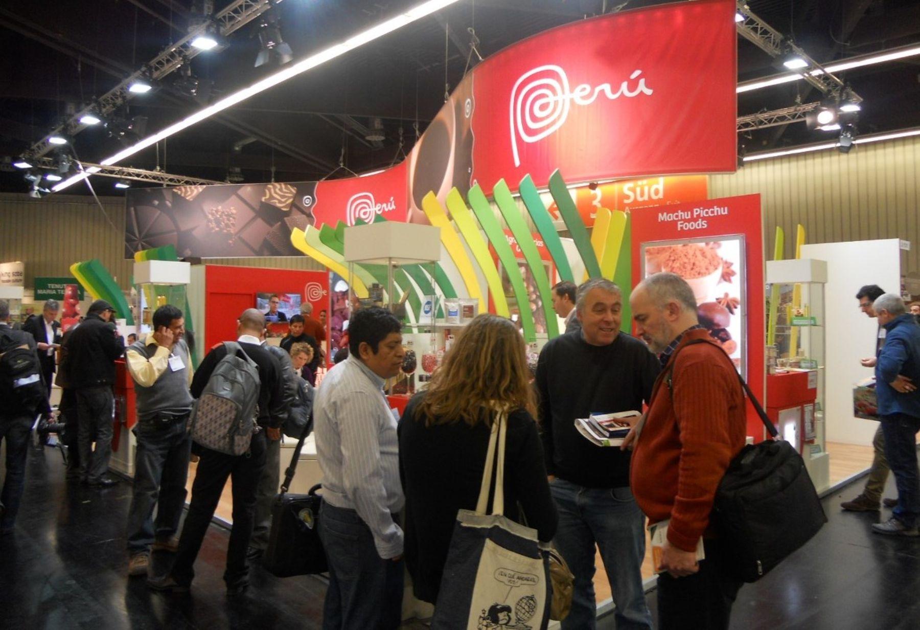 Promperú lideró misión de empresarios que participaron en Biofach.