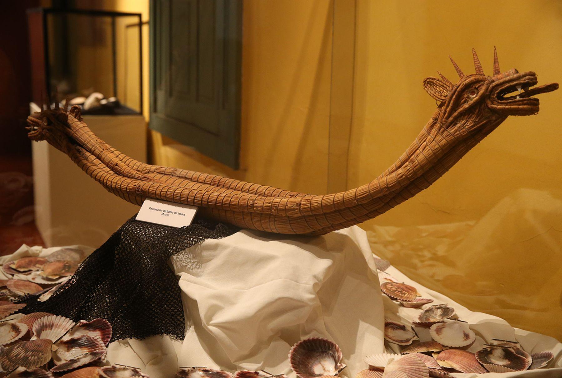 Las culturas precolombinas y el mar.
