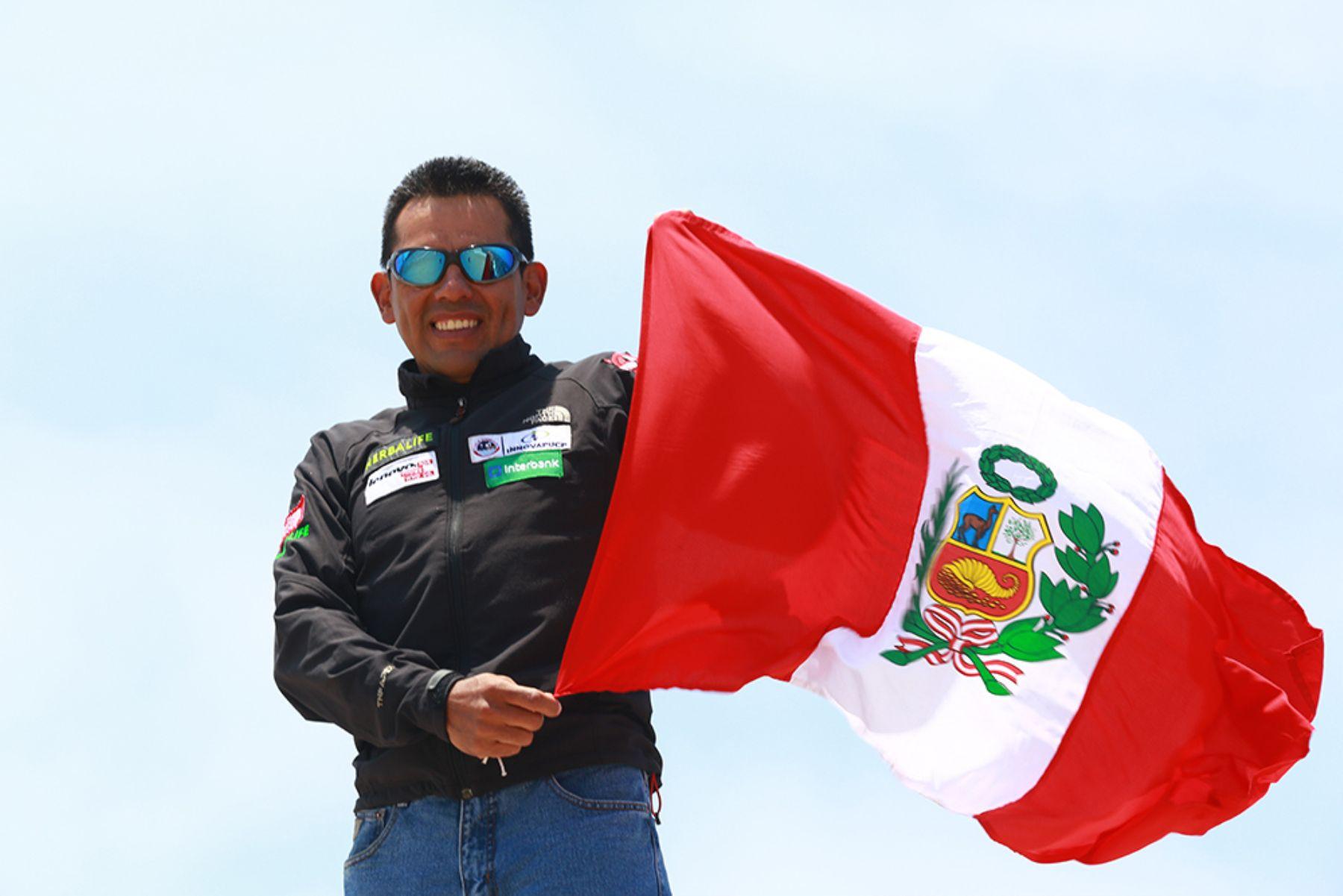 Al parecer Richard Hidalgo falleció mientras dormía en un campamento del monte Makalu, a 6,600 metros sobre el nivel del mar. Foto: a INTERNET/Medios