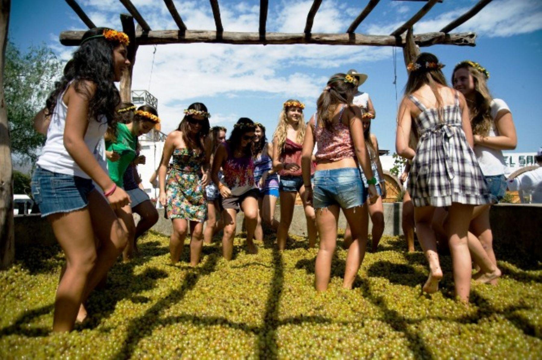 Ica inicia celebraciones por el Festival de la Vendimia.