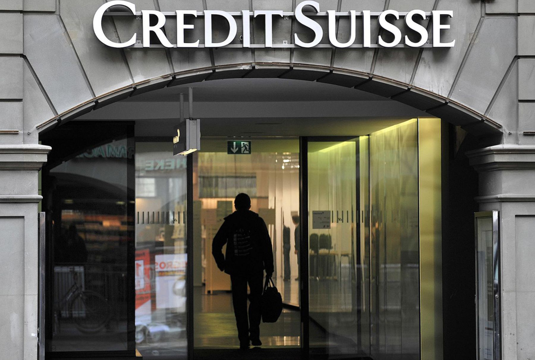 Zurich-based financial group Credit Suisse