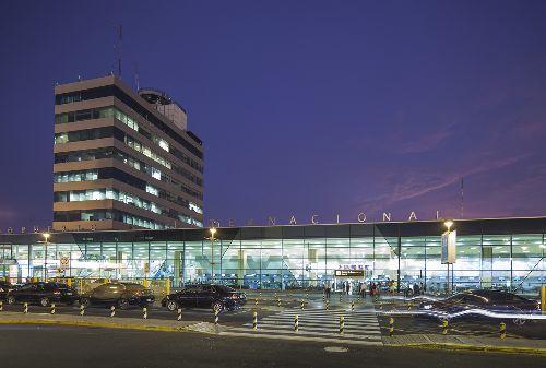 Aeropuerto Internacional Jorge Chávez. ANDINA/Difusión
