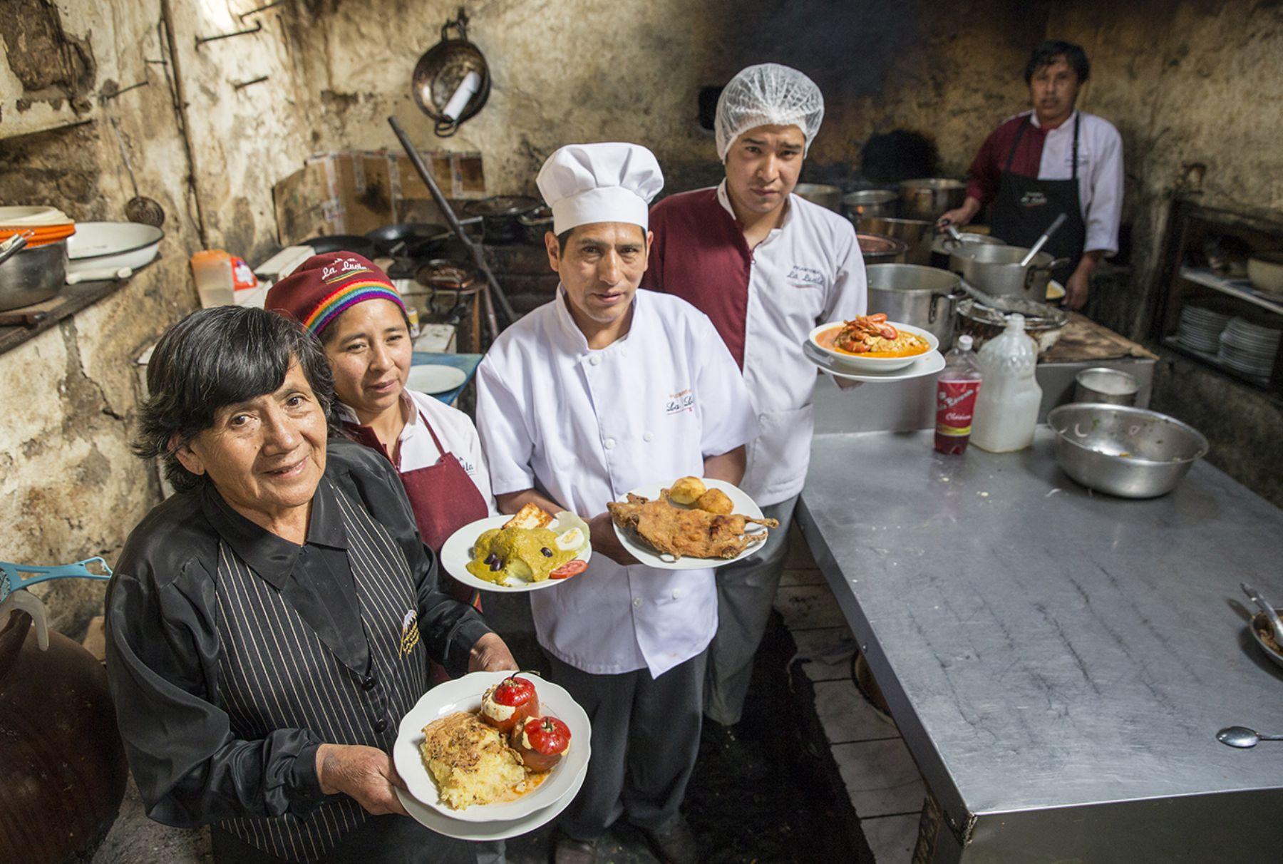 Arequipa fue designada Ciudad Creativa de la Unesco en la categoría Gastronomía por su aporte culinario al Perú y al mundo.