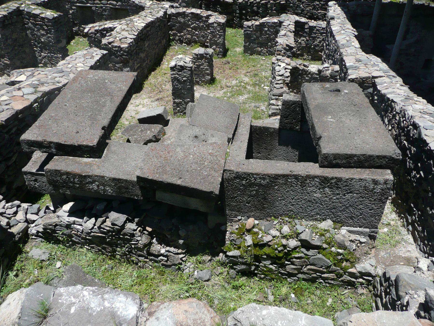Avanza rehabilitación de Complejo Arqueológico Wari en Ayacucho.