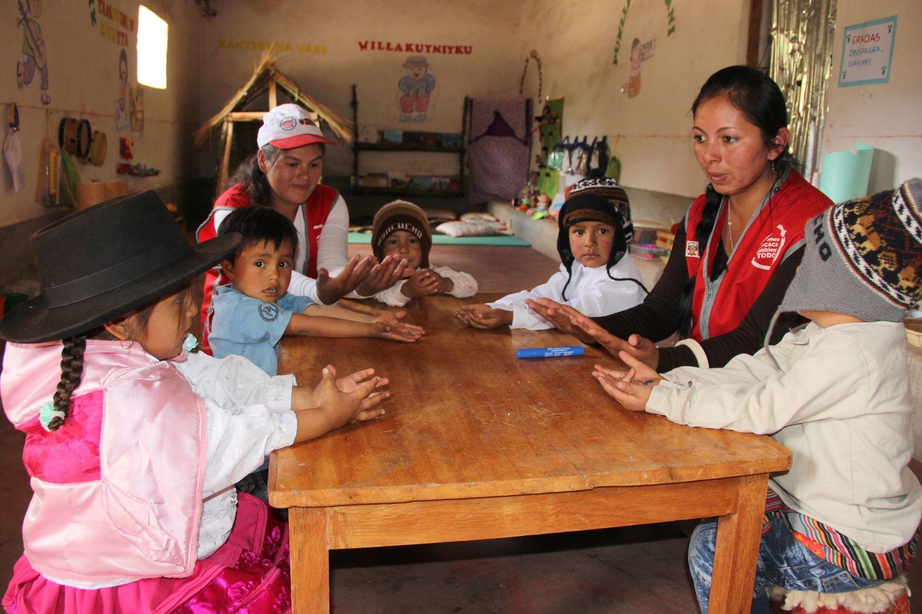 Evaluarán calidad educativa y desarrollo infantil en la educación inicial en nuestro pais