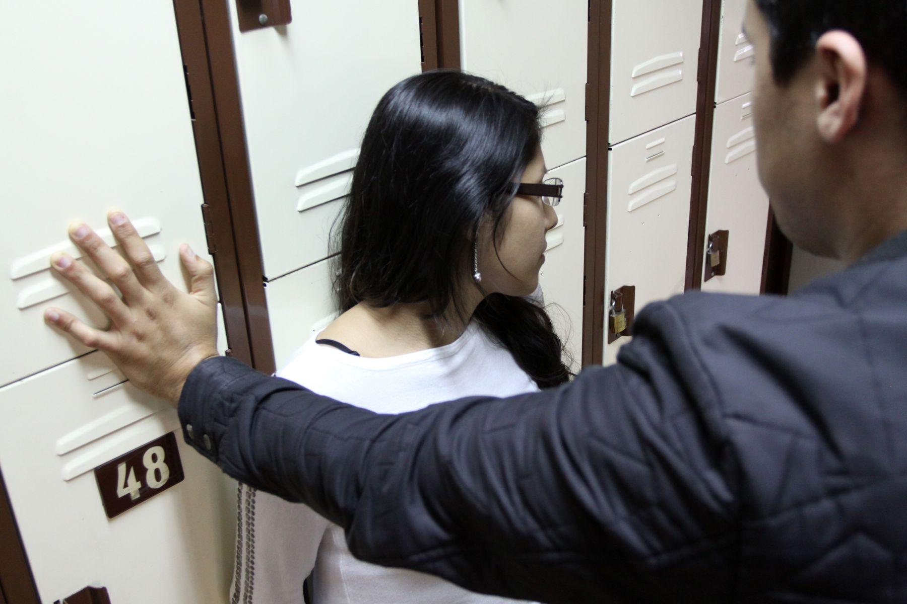 Los CEM y EIU brindaron atención social, psicológica y legal. Foto: ANDINA/Melina Mejía.