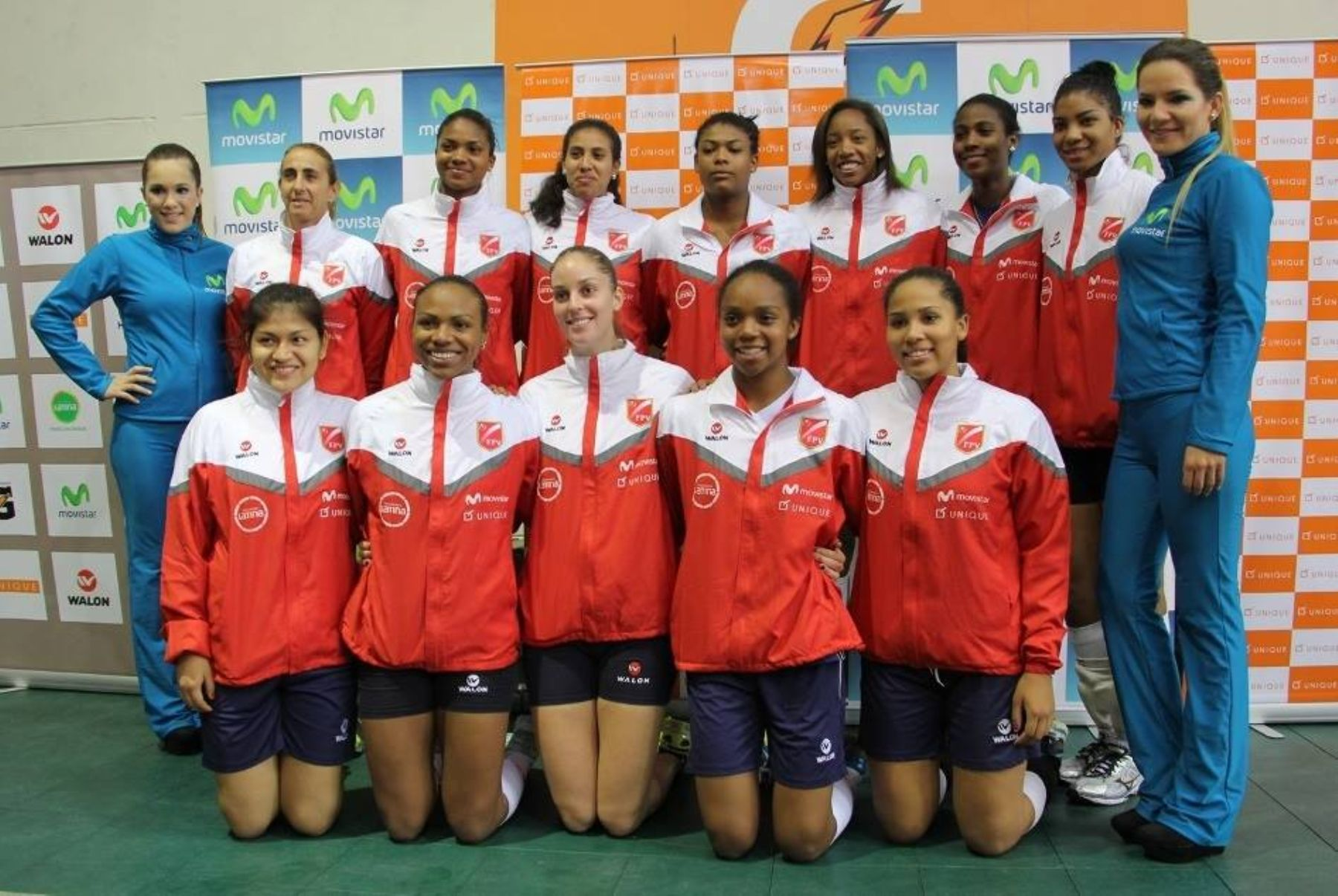 Peru Volleyball Team Ready To Face Canada At Pan Am Cup News Andina Peru News Agency