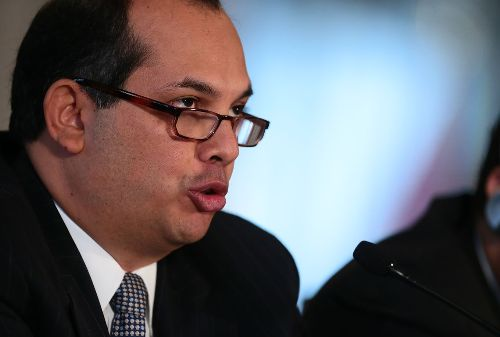 Exministro de Economía Luis Miguel Castilla. Foto: ANDINA/Archivo.