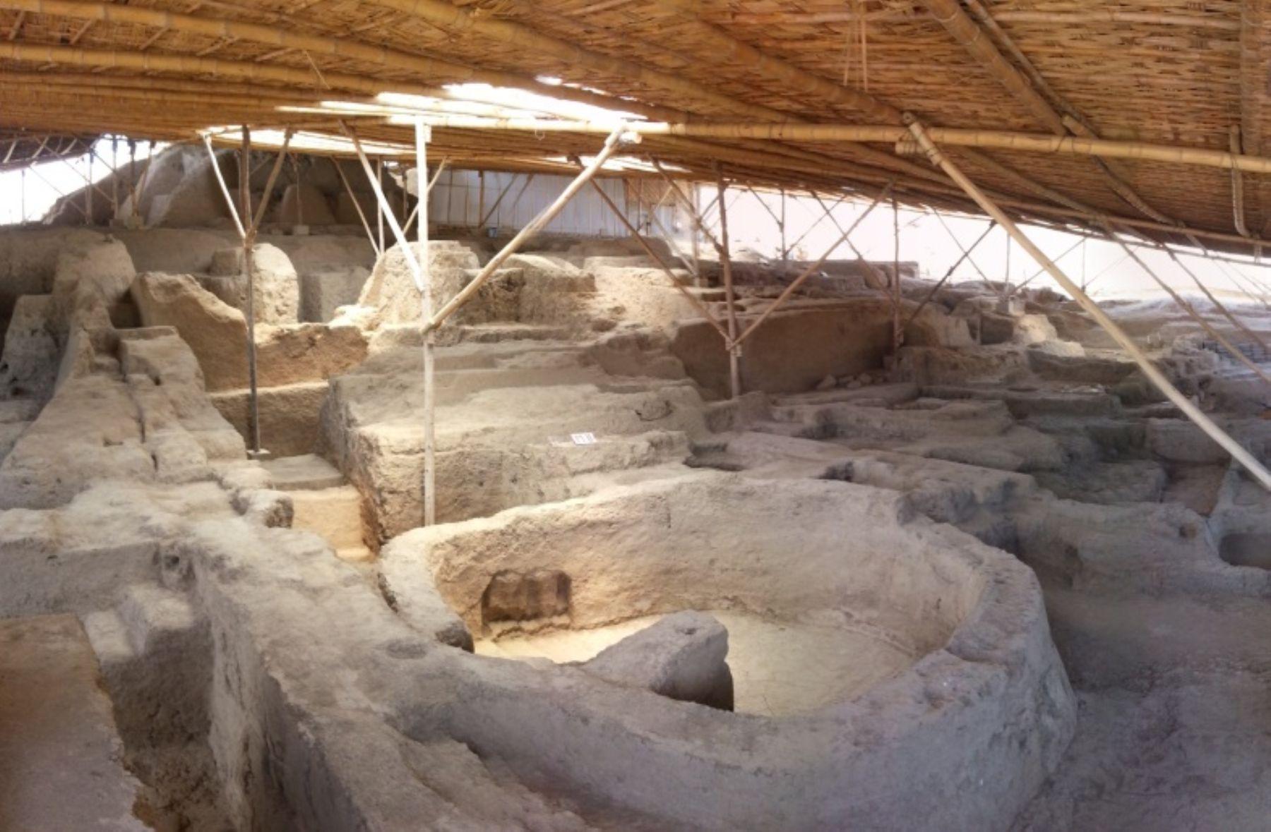 El complejo arqueológico Ventarrón sería el origen de la cultura de la costa norte del Perú.