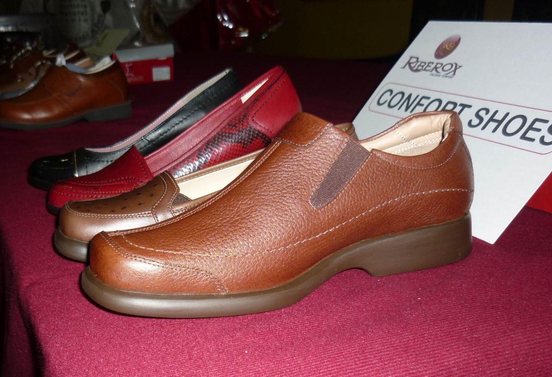 ee508d447 Empresa peruana diseña y fabrica calzado terapéutico para diabéticos ...