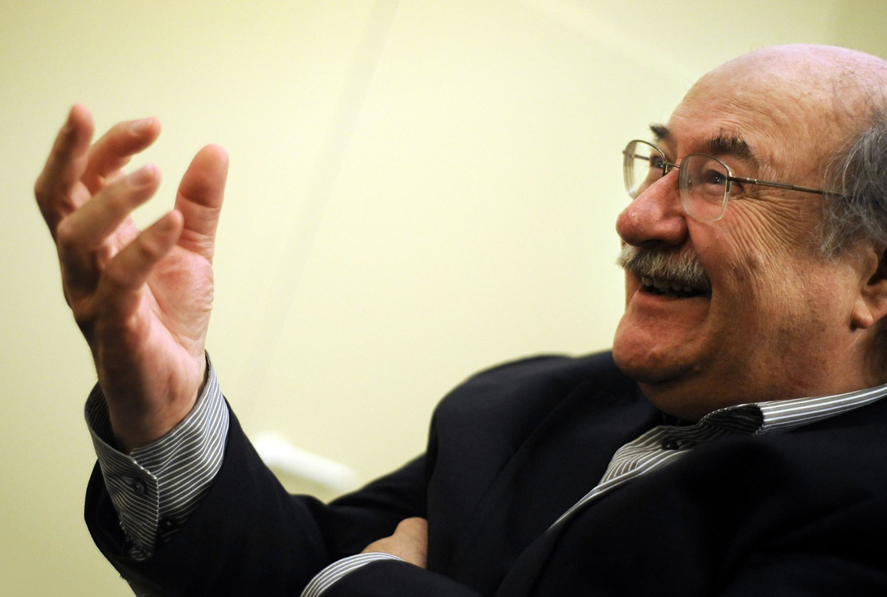 Escritor chileno Antonio Skármeta