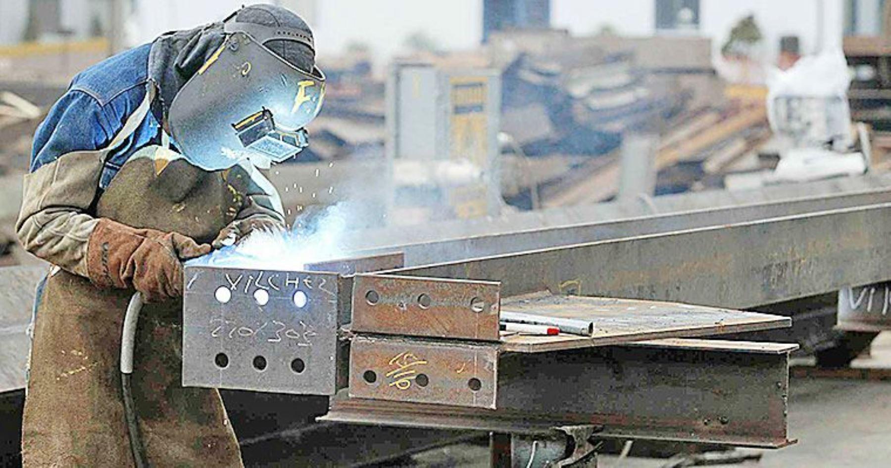 Sector metalmecánico. ANDINA