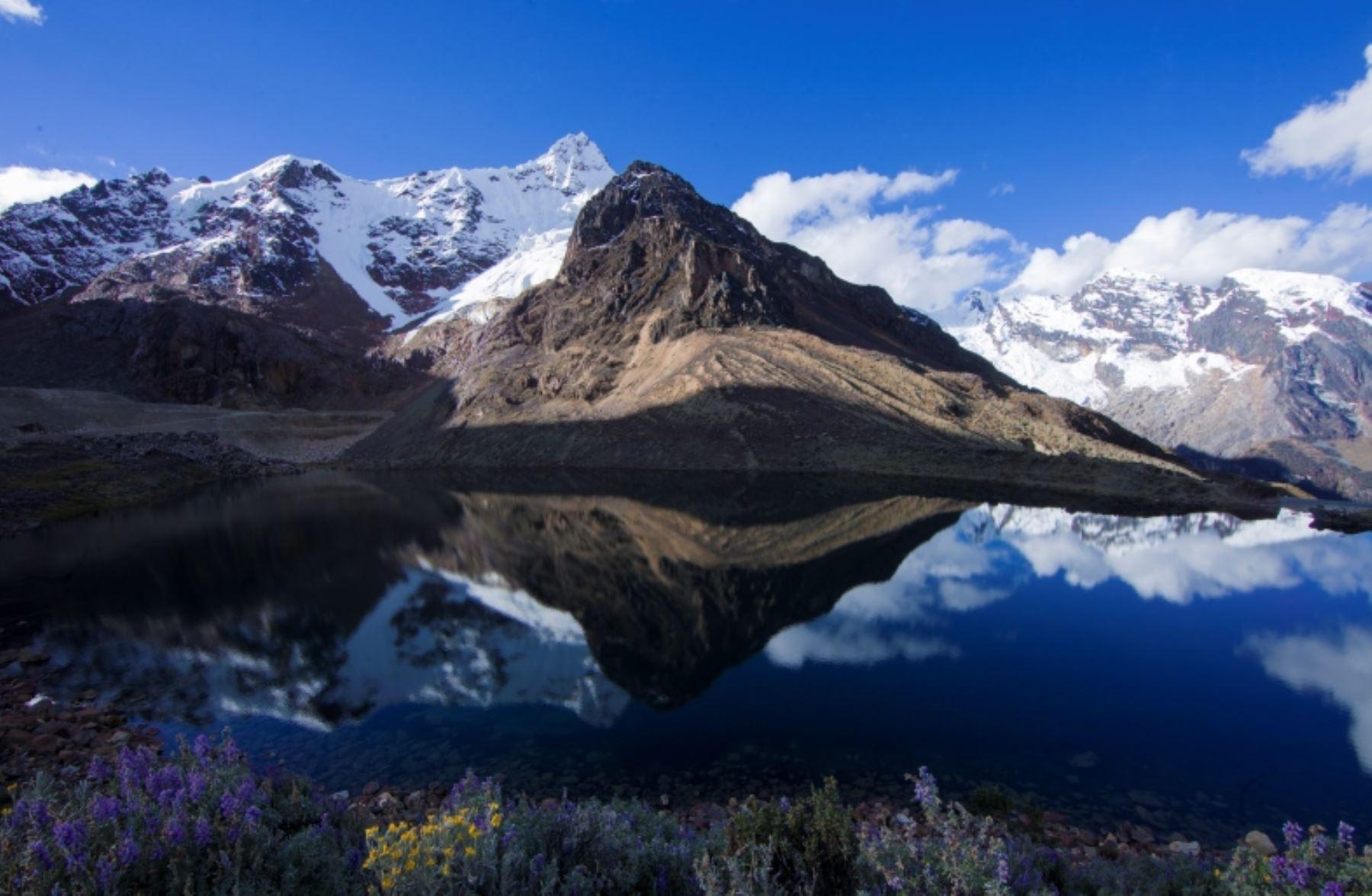 El Callejón de Huaylas es un excelente destino para para practicar deportes de aventura y turismo de naturaleza. ANDINA/archivo.