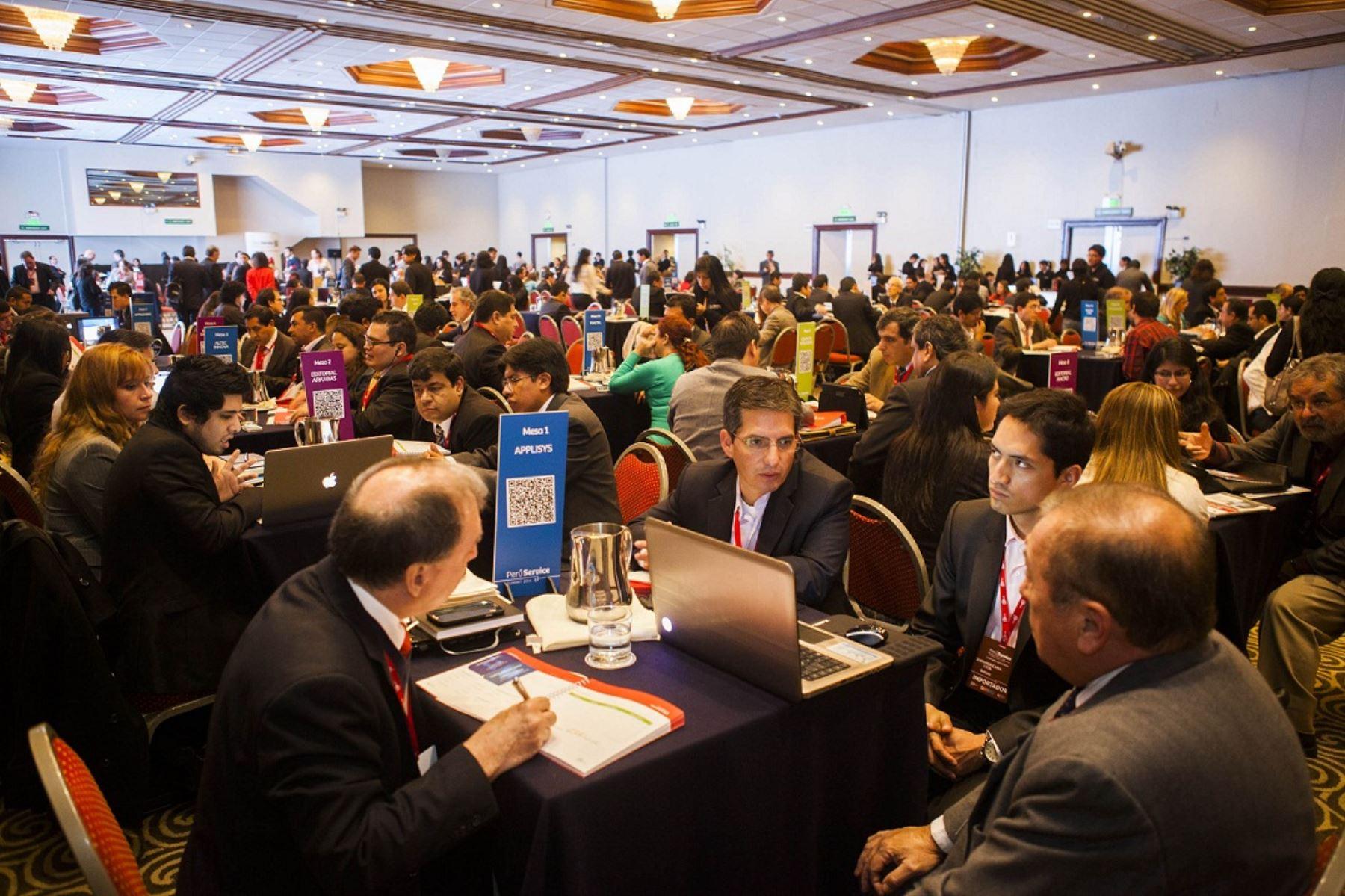 Perú Service Summit 2014.