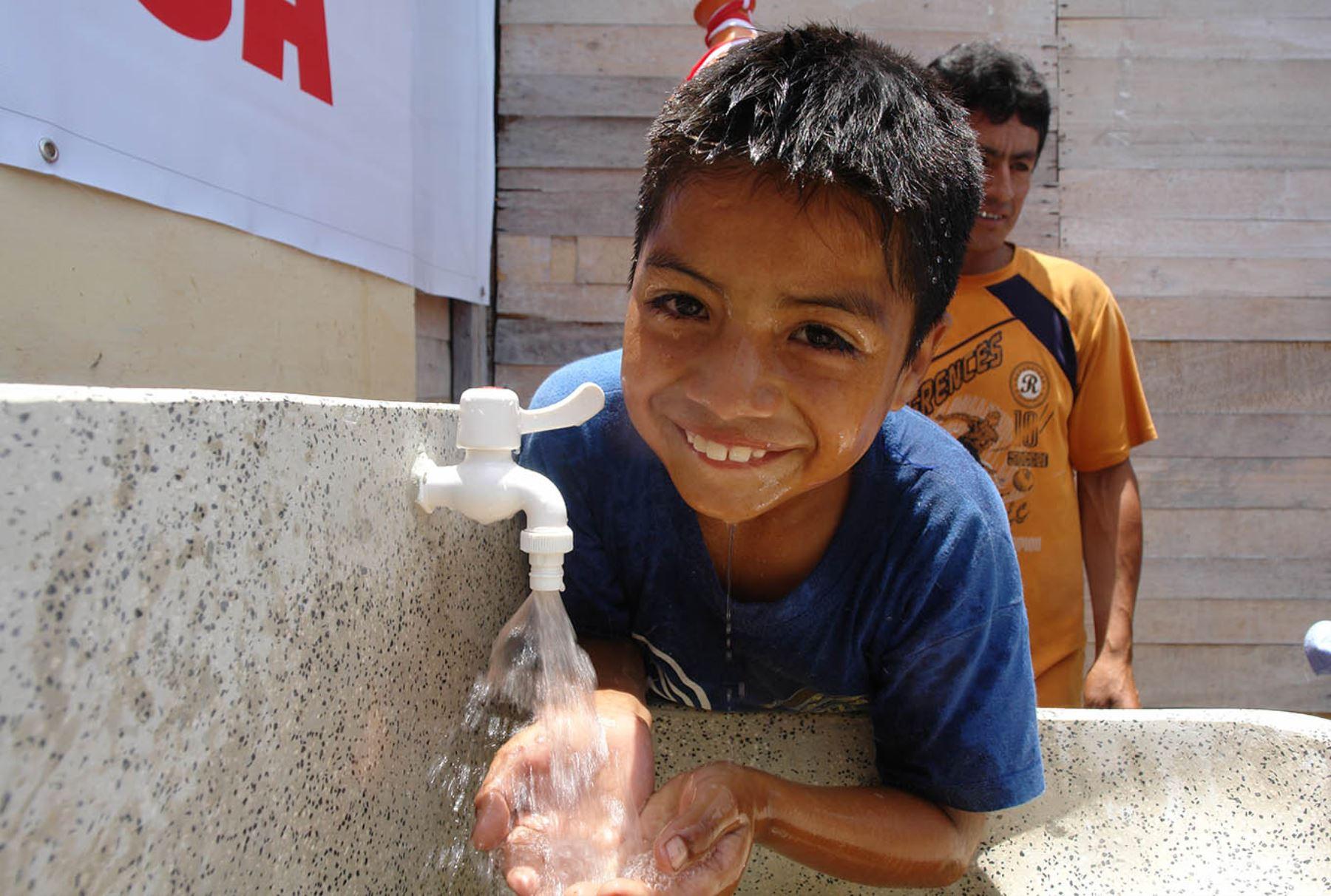 Sedapal Obras Saneamiento Tuberías Agua Provincias