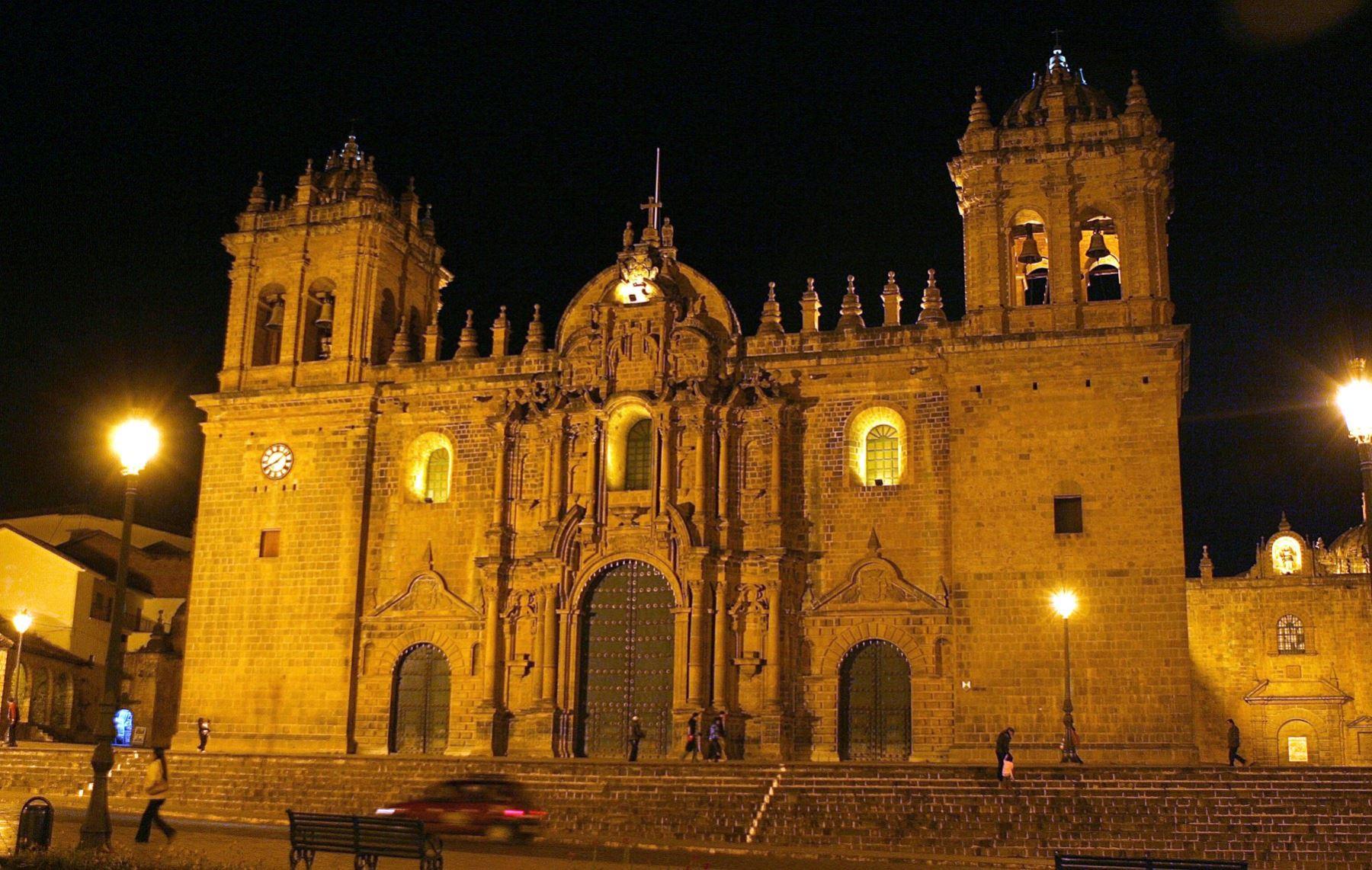 La Catedral de Cusco será escenario de un concierto de gala.