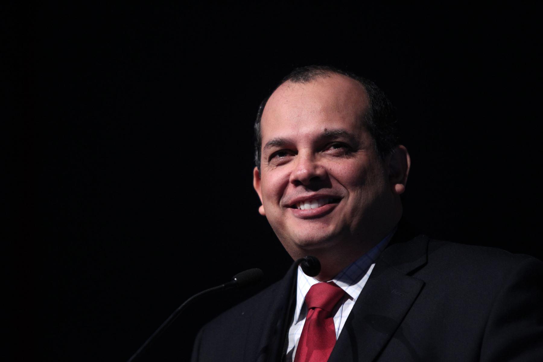 Luis Miguel Castilla, ministro de economía. Foto: ANDINA/Melina Mejia