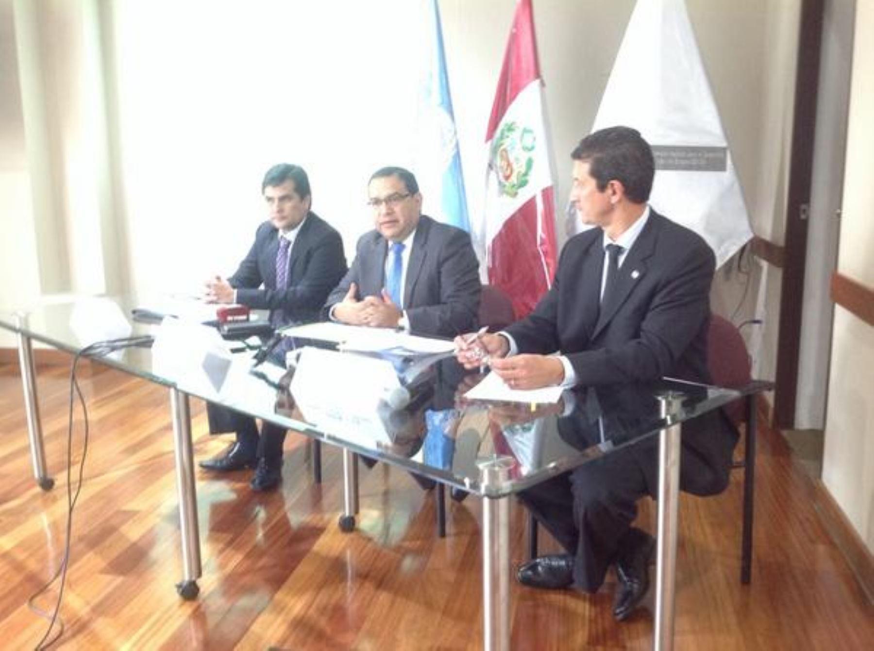 Presentación de informe de UNODC sobre elecciones regionales y municipales en las zonas cocaleras del país.