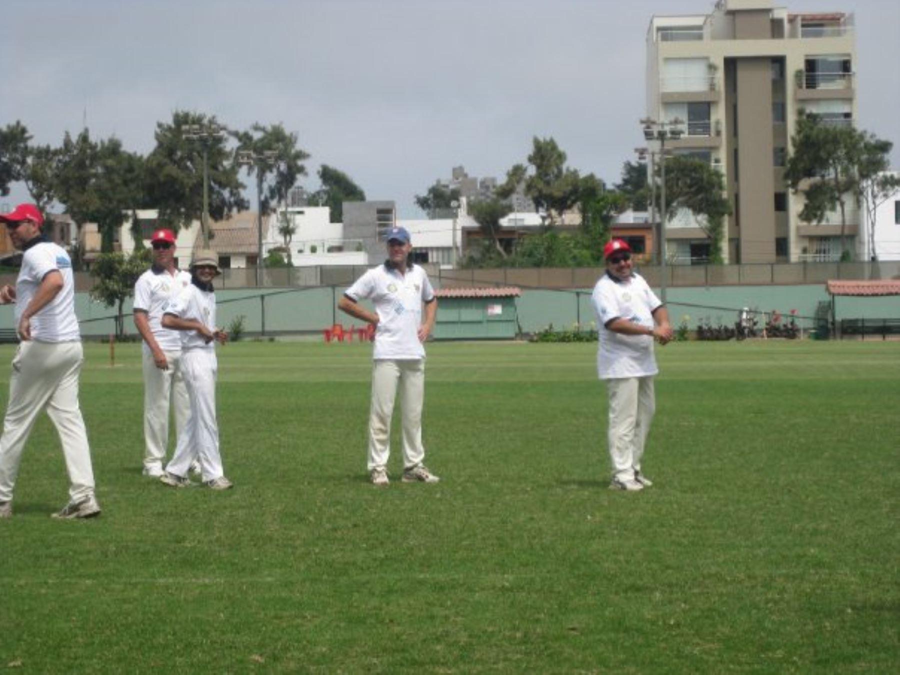 Criquet Perú Twenty20 Shield