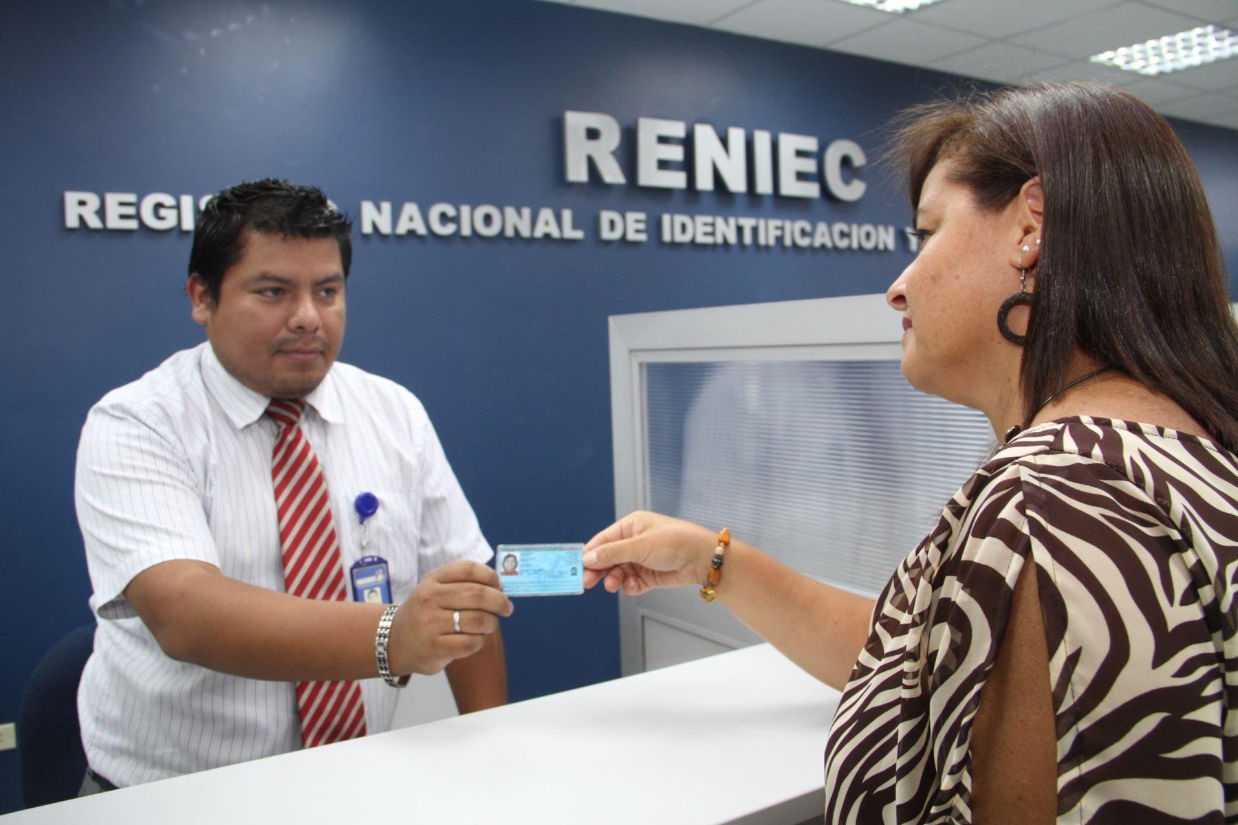 Reniec apoyará capacitación de registradores de Honduras. Foto: ANDINA/Difusión