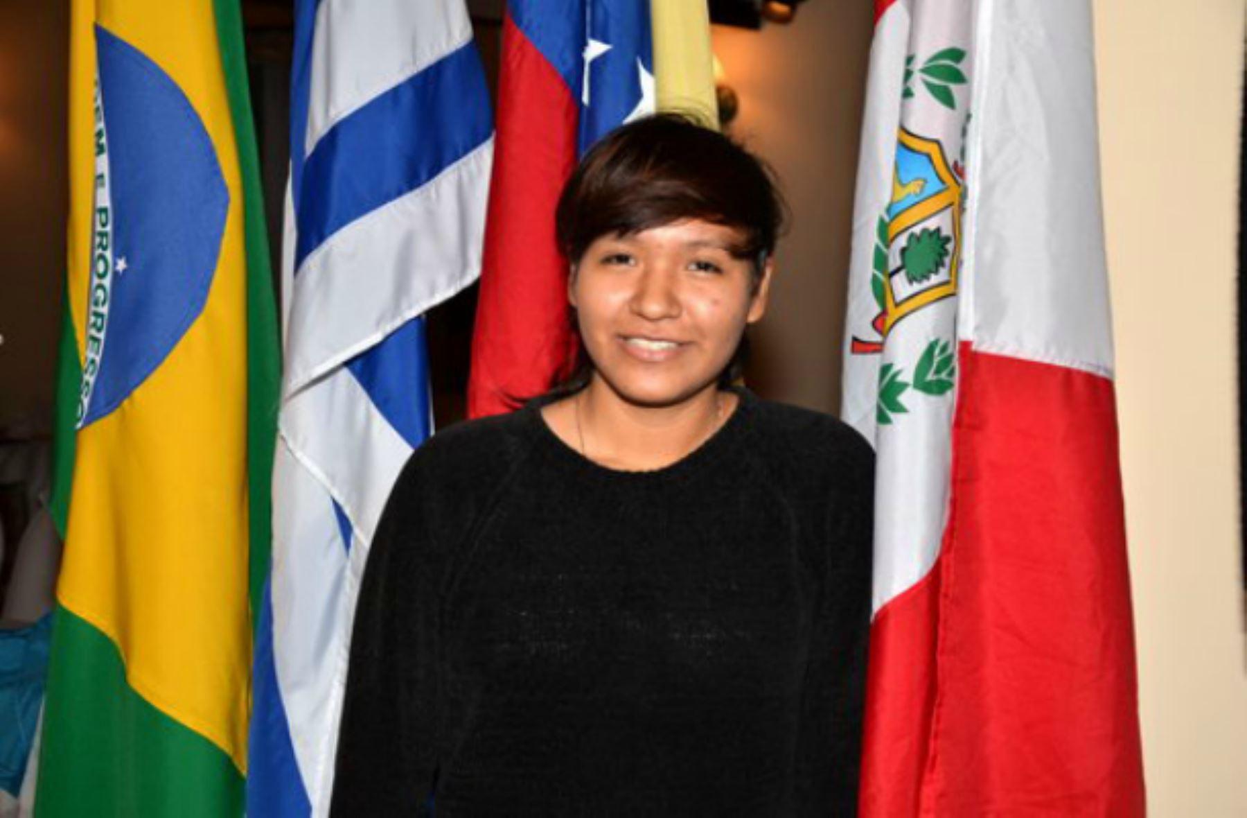 Ann Chumpitaz quedó tercera en el mundial juvenil de ajedrez