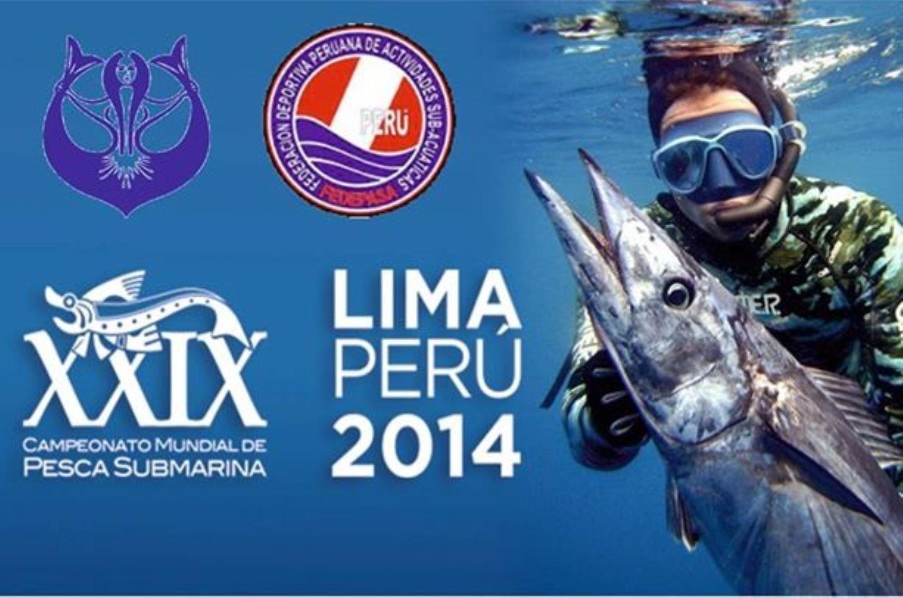 Mundial Pesca submarina