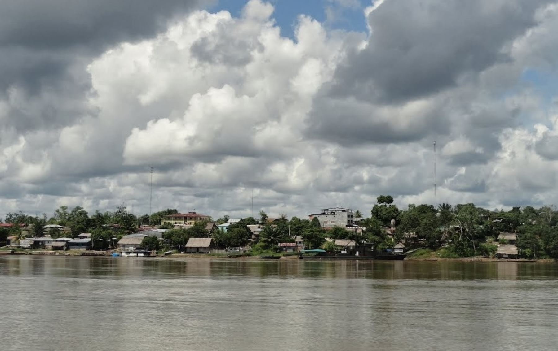 Proponen mayor presencia del Estado peruano en la frontera con Colombia. INTERNET/Medios