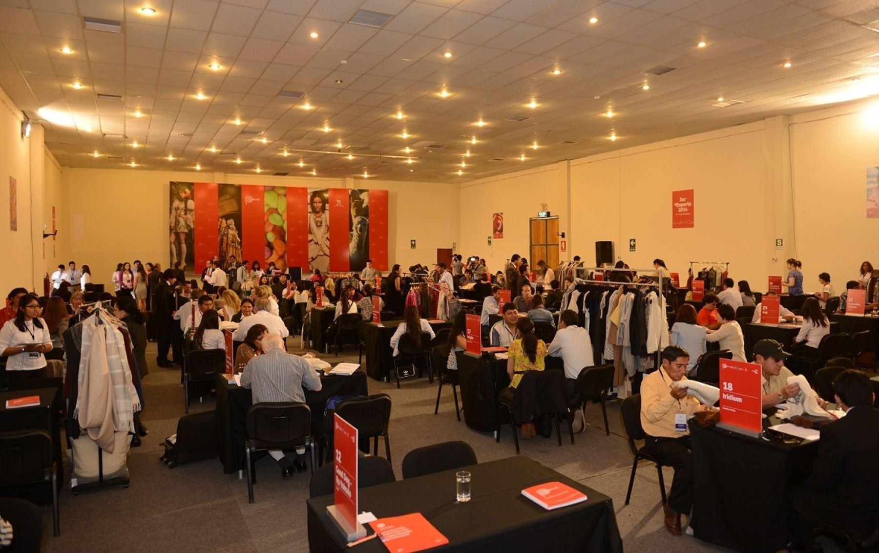 Alpaca Fiesta 2018 proyecta 5,000 asistentes del Perú y de otros 19 países. ANDINA/Difusión
