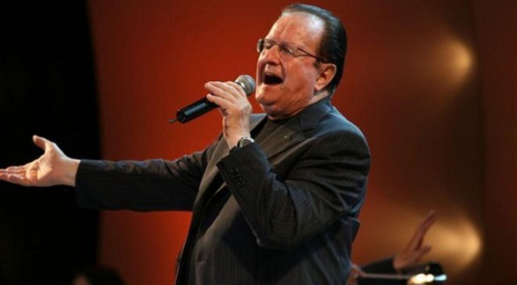 Cantante Jimmy Fontan. Internet/Medios