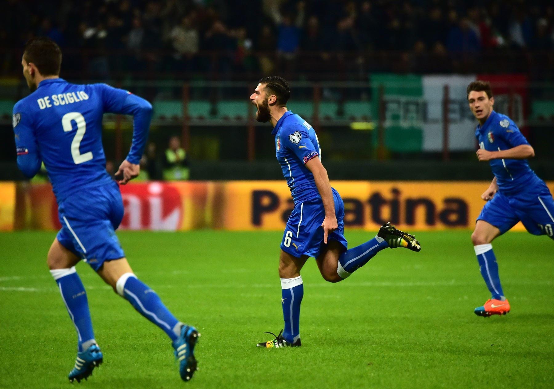 Italia vs Croacia