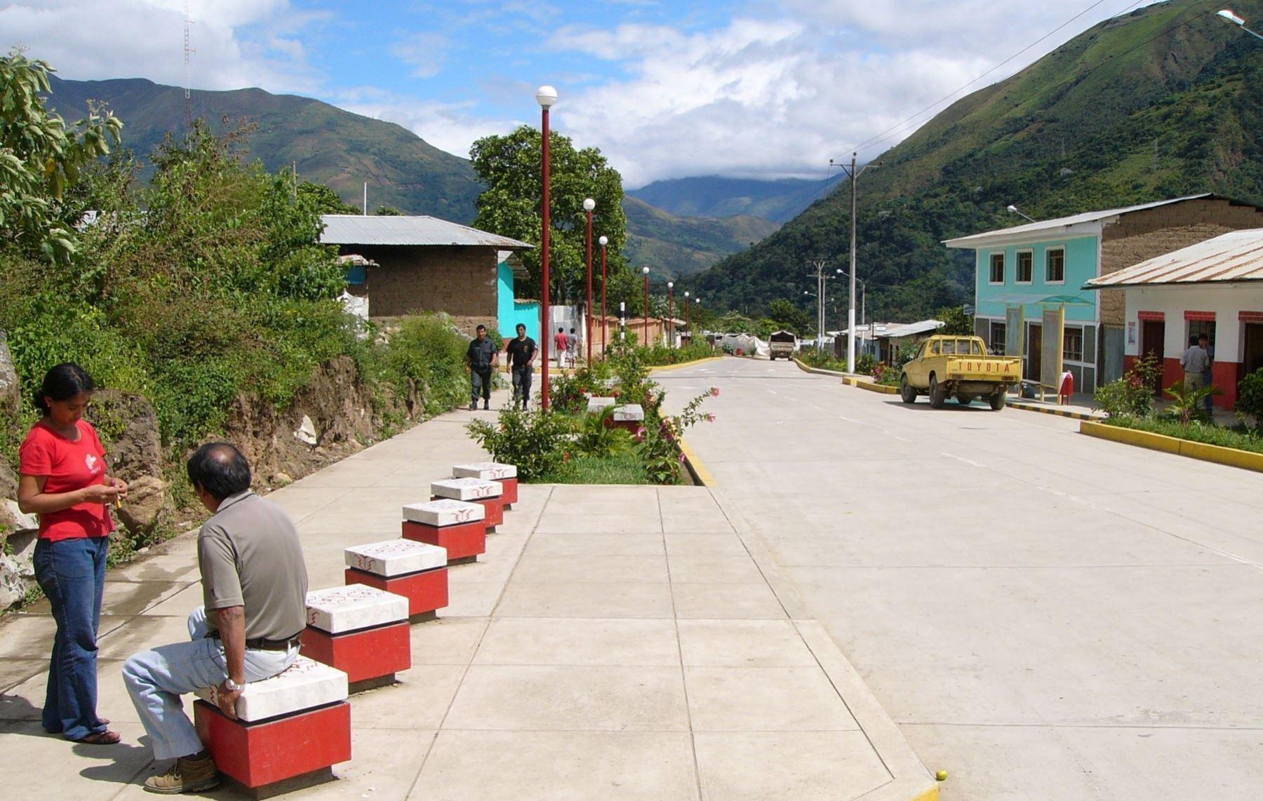 Echarati, en La Convención, puede convertirse en destino turístico de Cusco.
