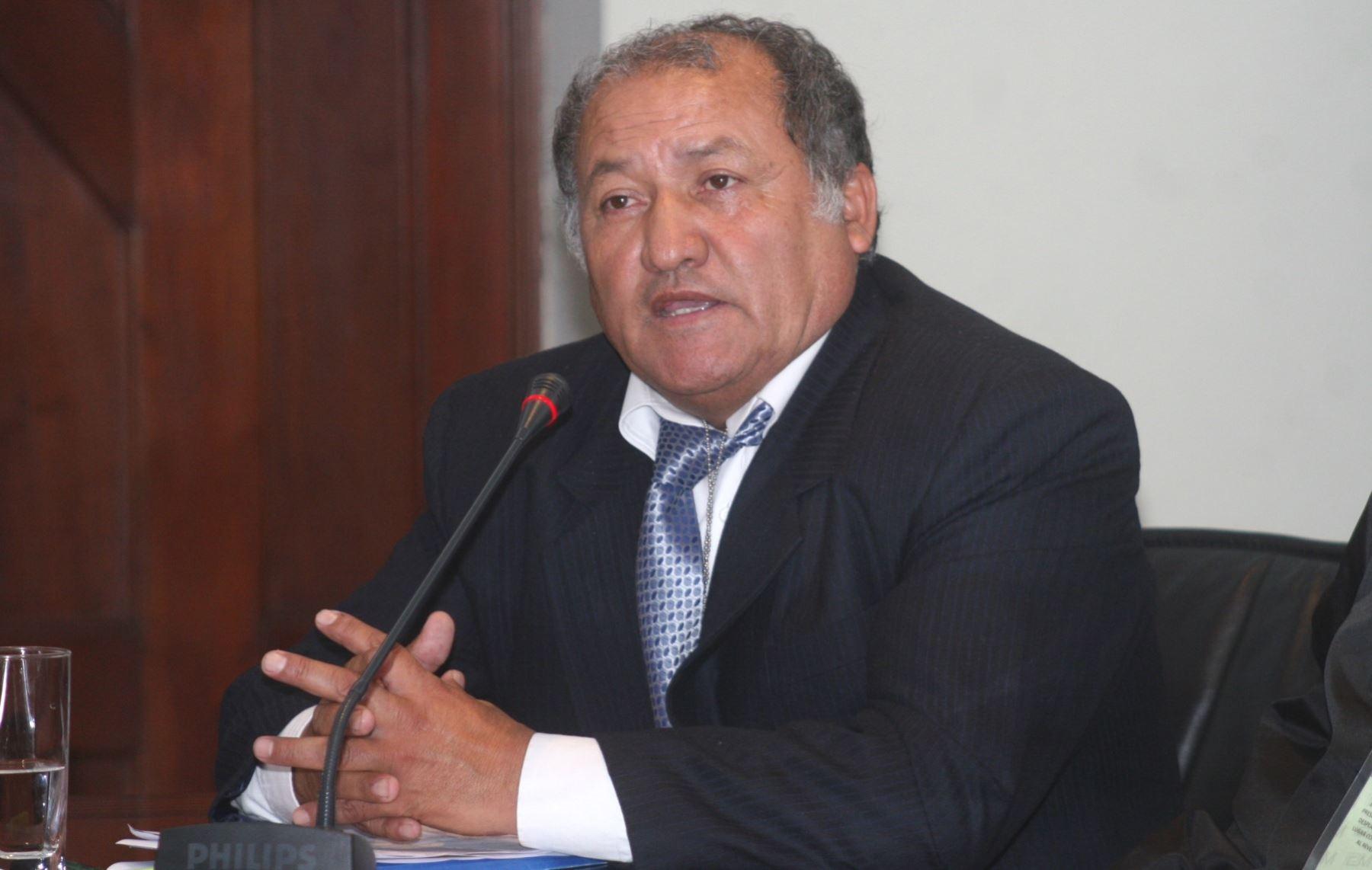 Poder Judicial condenó a electo presidente regional de Moquegua, Jaime Rodríguez Villanueva.