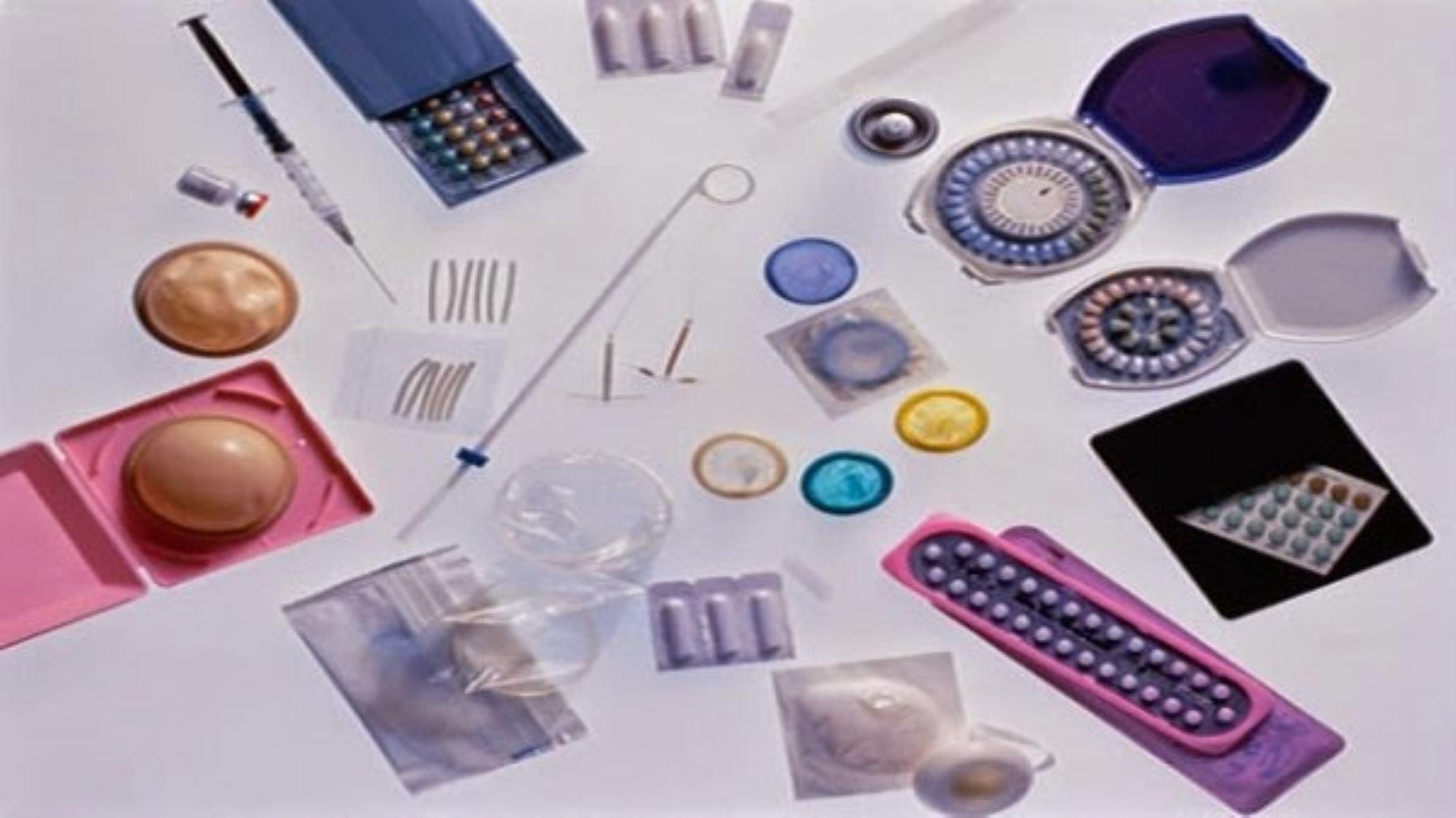 Especialistas orientan sobre uso de método anticonceptivo. Foto: Inppares