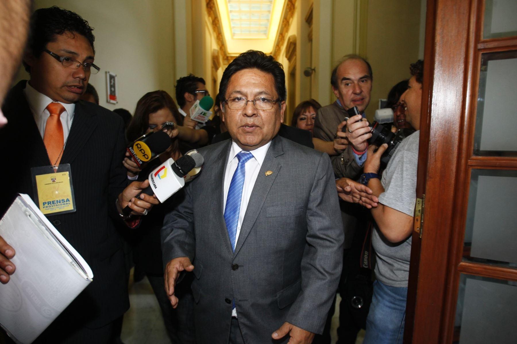 JNJ declara fundado pedido de reconsideración de exfiscal Carlos Ramos Heredia