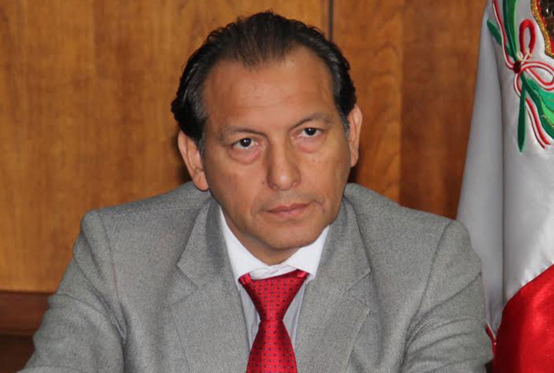Oswaldo Ordóñez.