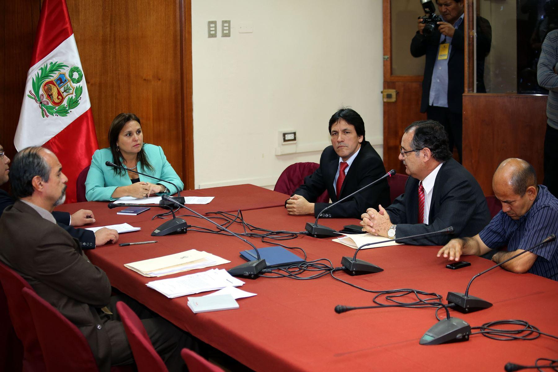 Cortesía La comisión que preside Marisol Pérez Tello emitió su informe final.