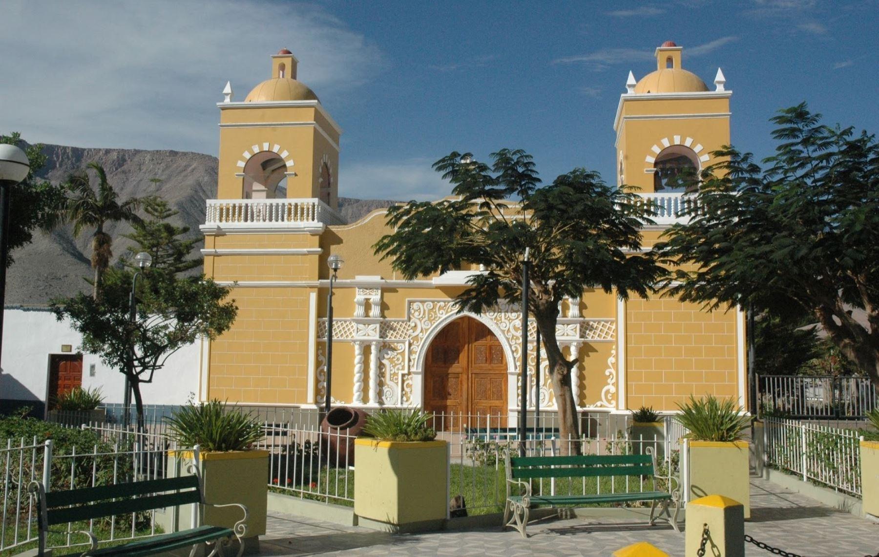 Epicentro del sismo se ubicó cerca de la localidad de Atico, en Arequipa. INTERNET/Medios