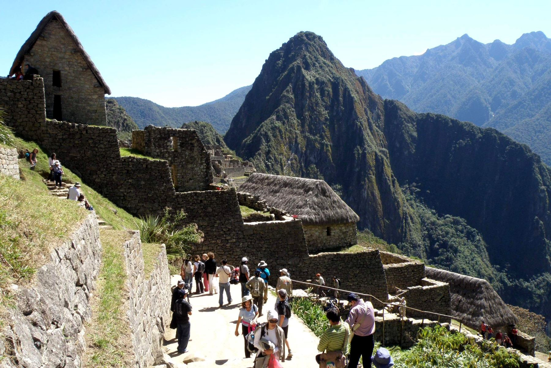 Turistas ya acceden a tarifa promocional vespertina para ingresar a Machu Picchu.