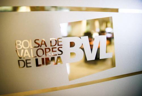 Bolsa de Valores de Lima.Foto:  ANDINA/Carlos Lezama.