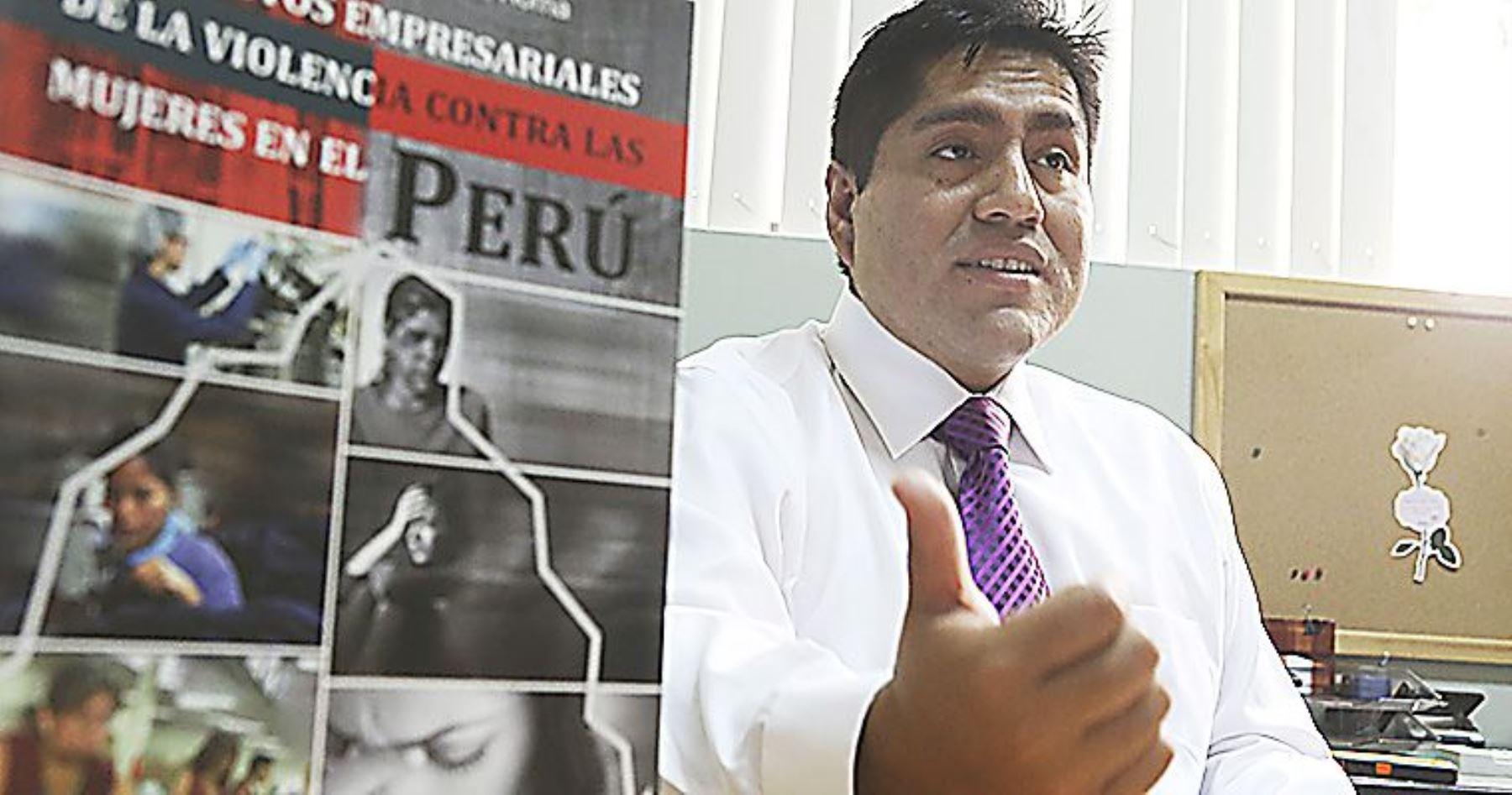 Instituto de Investigación de la Facultad de Ciencias Administrativas y Recursos Humanos de la universidad, Arístides Vargas Horna