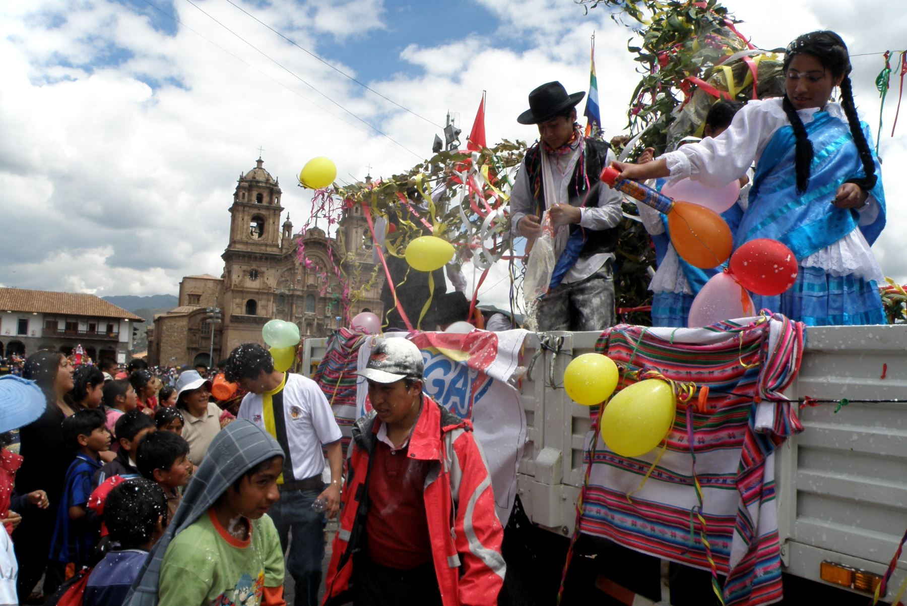 Qhaswa Tusuy parade to delight locals and tourists in Cusco